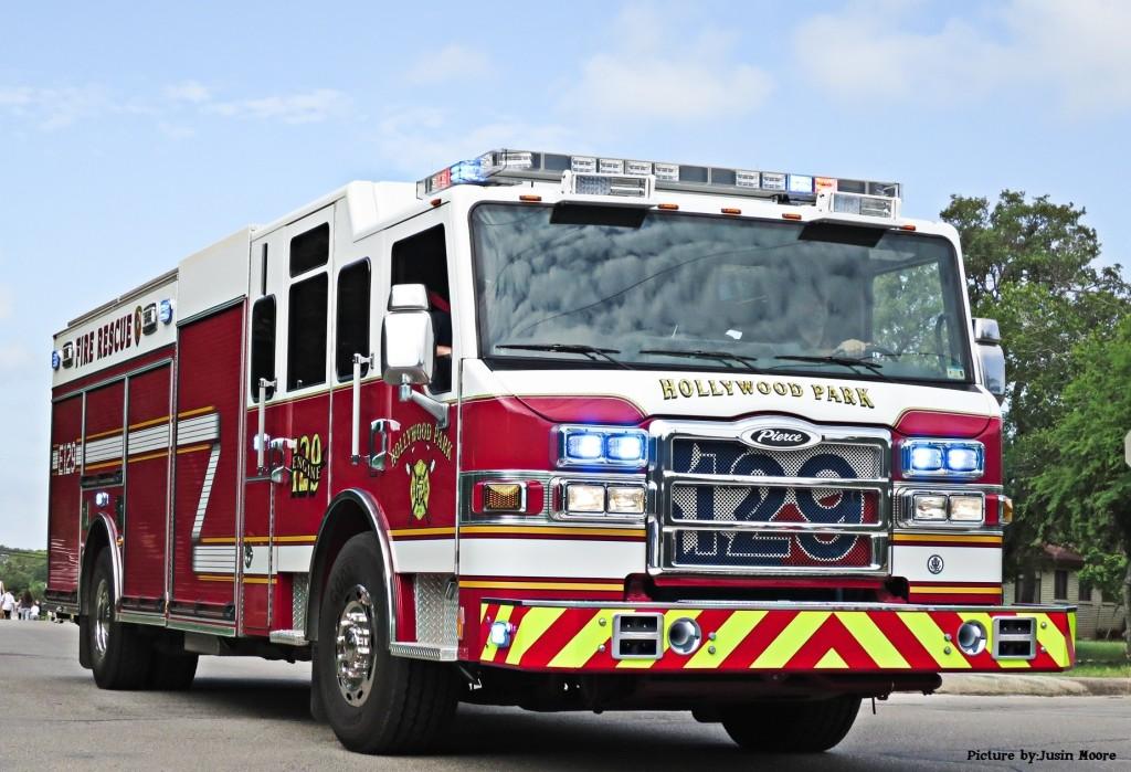 HOLLYWOOD PARK FIRE DEPARTMENT BIKE RODEO @ TEXAS ROAD HOUSE | San Antonio | Texas | United States